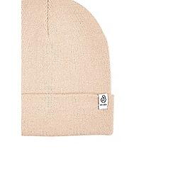 Burton - Cream lightweight beanie hat