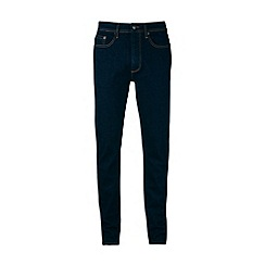 Burton - Slim dark rinse stretch jeans