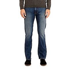 Burton - Greencast bootcut fit jeans