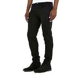 Burton - Black stretch skinny jeans