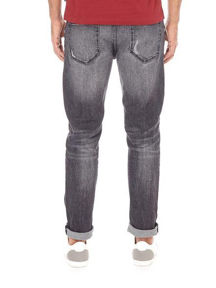 distressed Grey jeans fit Burton skinny wT1Z8Uxxq5