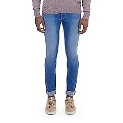 Burton - Electric blue tyler skinny fit jeans