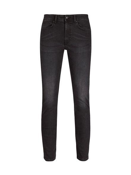 jeans black skinny fit Burton Used wX1RAA