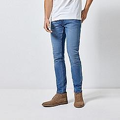 Burton - Bleach Blue Skinny Fit jeans