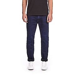 Burton - Dark blue wash skinny fit jeans