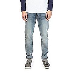 Burton - Light wash stretch skinny fit jeans