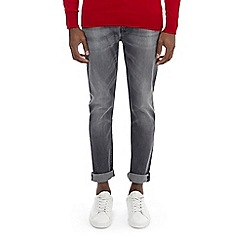 Burton - Wash grey slim fit jeans