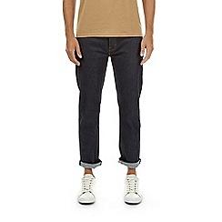 Burton - Dark grey wash slim fit jeans