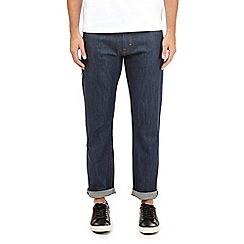 Burton - Blue Slim commuter jean