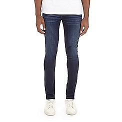 Burton - Indigo rinse super skinny fit jeans