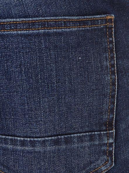 Burton wash Dark fit straight jeans Fq5xfCFnH