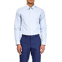 Burton - Blue essential slim A17 shirt