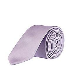 Burton - Light Lilac Tie