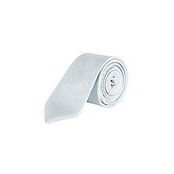 Burton - Mint wedding textured tie