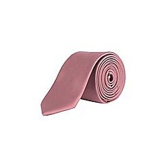 Burton - Rose pink tie