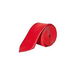 Burton - Bright red tie