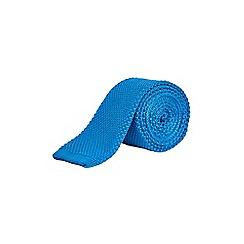 Burton - Cobalt knitted tie