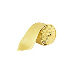 Burton - Yellow tie