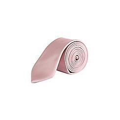 Burton - Light pink tie