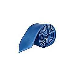 Burton - Mid blue tie