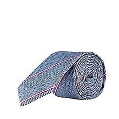 Burton - Blue And Pink Stripe Tie