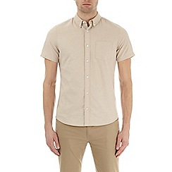 Burton - Stone short sleeve oxford shirt