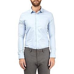 Burton - Bright blue long sleeve stretch shirt