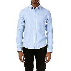 Burton - Blue long sleeve grindle shirt