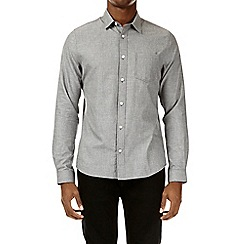 Burton - Grey long sleeve grindle shirt