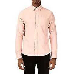 Burton - Peach long sleeve grindle shirt