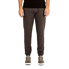 Burton - Charcoal injection fabric interest joggers