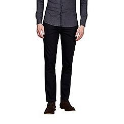 Burton - Black slim fit stretch chinos
