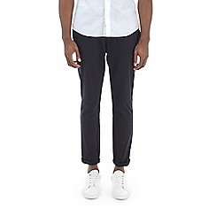 Burton - Black slim fit stretch smart chinos