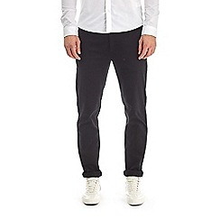 Burton - Black skinny fit stretch chinos