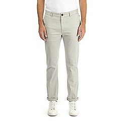 Burton - Light grey skinny fit stretch chinos
