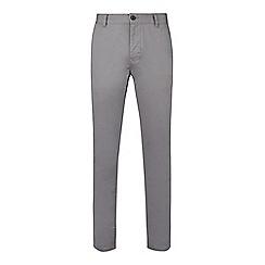 Burton - Mid grey skinny fit stretch chinos