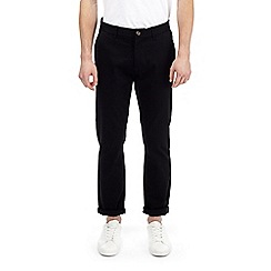 Burton - Black blake slim fit stretch chinos