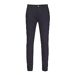 Burton - Black super skinny fit stretch chinos