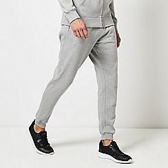Burton - Grey authentic original collegiate taper fit joggers