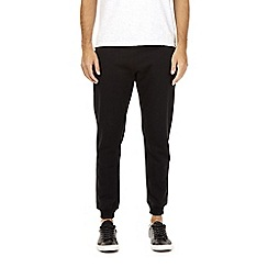 Burton - Black slim fit joggers