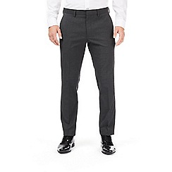 Burton - Skinny stretch charcoal trousers