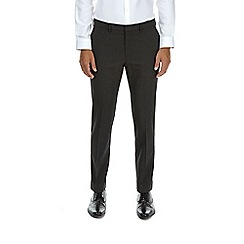 Burton - Charcoal skinny fit stretch trousers