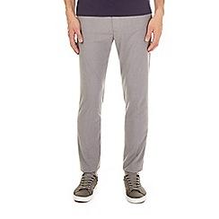 Burton - Light grey skinny stretch trousers