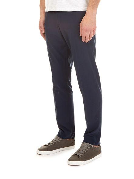 skinny fit Blue trousers stretch Burton 5xHB7gq07