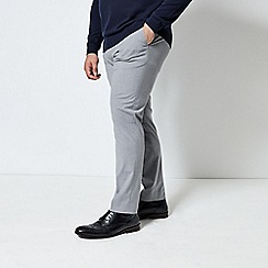 Burton - Light grey skinny fit stretch trousers