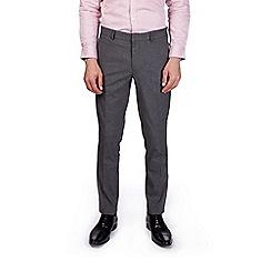 Burton - Grey stretch skinny fit trousers