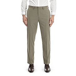Burton - Copper tailored fit stretch trousers