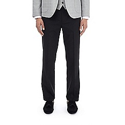 Burton - Black tailored fit trousers