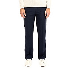 Burton - Blue stretch tailored fit trousers