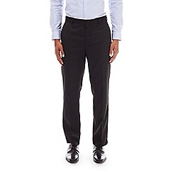 Burton - Black tailored fit trousers